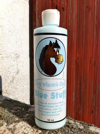 That Blue Stuff - The Tack Shop of Lexington