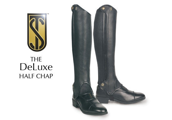 Tredstep Deluxe Half Chap - The Tack Shop of Lexington