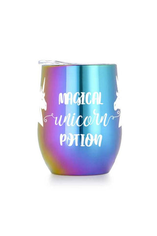 Spiced Equestrian Magical Unicorn Potion Insulated Cup