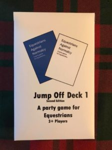 Equestrians Against Normalcy Card Game