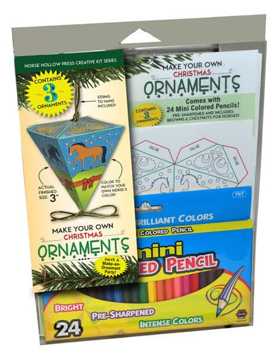 Make Your Own Ornament Activity Kit