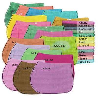 PRI Quilted All Purpose Saddle Pad - The Tack Shop of Lexington