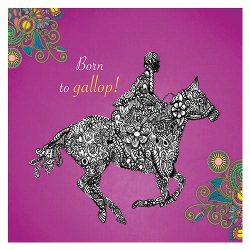 Tree Free Greetings Magnet - The Tack Shop of Lexington - 1