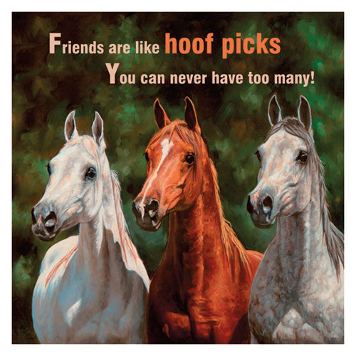 Tree Free Greetings Magnet - The Tack Shop of Lexington - 3