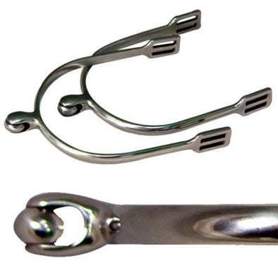 Coronet Ladies Light Weight Spur with Roller - The Tack Shop of Lexington