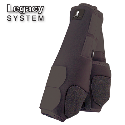 Classic Equine Legacy System Front Boots - The Tack Shop of Lexington - 2