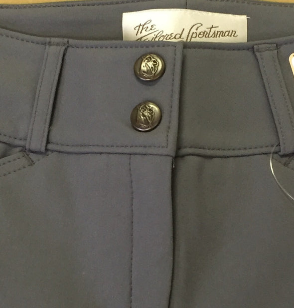 Tailored Sportsman Trophy Hunter Low Rise Front Zip Breeches