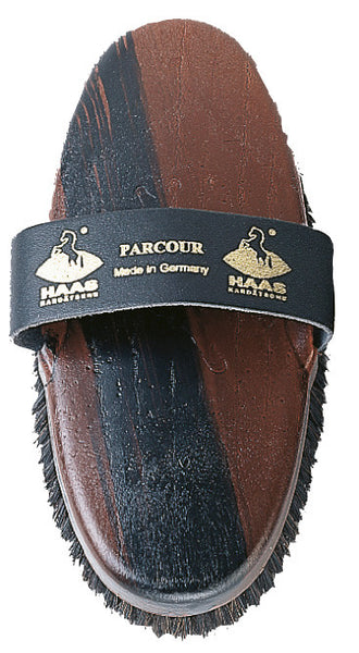 Haas Parcour Brush - The Tack Shop of Lexington - 1