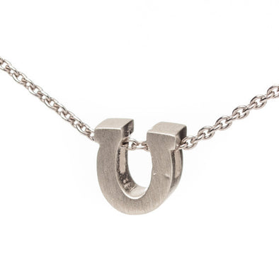 Luv Inspired Horseshoe Necklace - The Tack Shop of Lexington