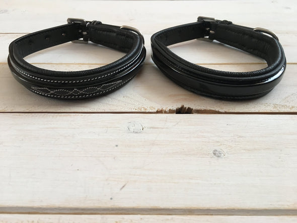 Pup & Pony Grand Prix Collection Fancy Stitch Special Collar