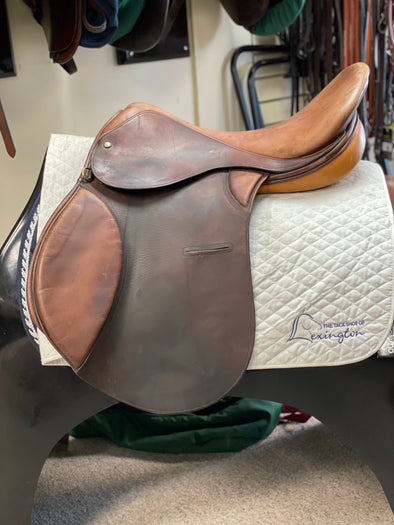 Crosby Sofride Jumping Saddle Used