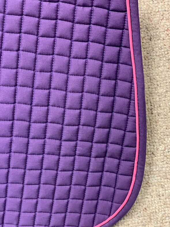 PRI Cotton Quilted A/P Pony Pad