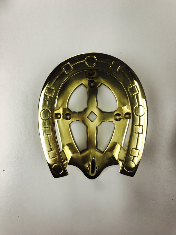 Horse Fare Fancy Horseshoe Bridle Bracket