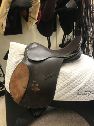 Yorkshire Ltd. All Purpose Saddle Used