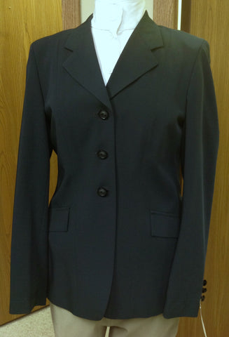 Grand Prix Tech Lite Ladies Classic Show Jacket - The Tack Shop of Lexington - 1