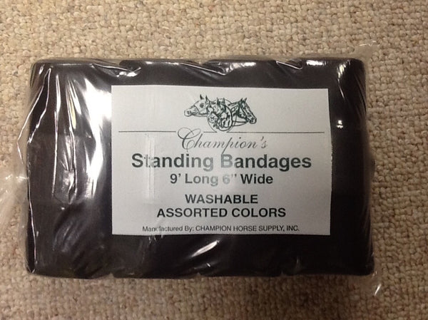 Champion Standing Wraps - The Tack Shop of Lexington - 3