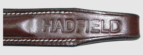 Hadfield's Plain Raised Chain Noseband