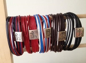 LILO Collections™ Zoro Wrap Bracelet - The Tack Shop of Lexington