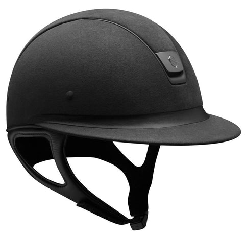 Samsield Miss Shield Premium Alcantara Helmet