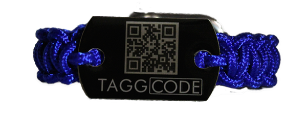 Tagg Code Medical Survival Band - The Tack Shop of Lexington - 1