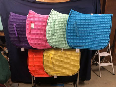 Pacific Rim International Dressage Saddle Pad