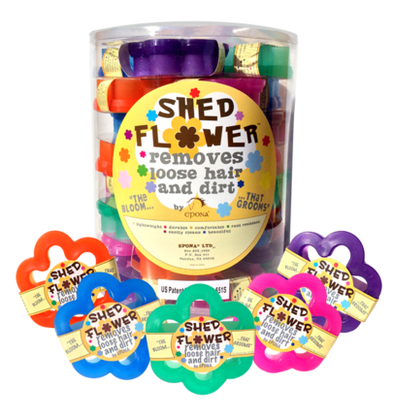 Epona Shed Flowers - The Tack Shop of Lexington