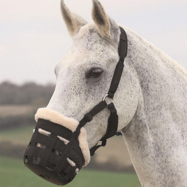 Shires Deluxe Grazing Muzzle - The Tack Shop of Lexington