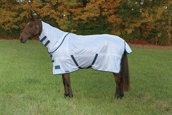 Shires Tempest Fly Sheet with Detach Neck - The Tack Shop of Lexington