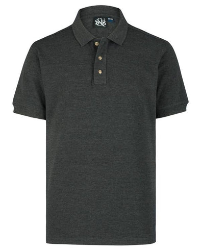 Playera Polo Caballero Oxford A0400