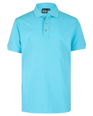 Playera Polo Aqua