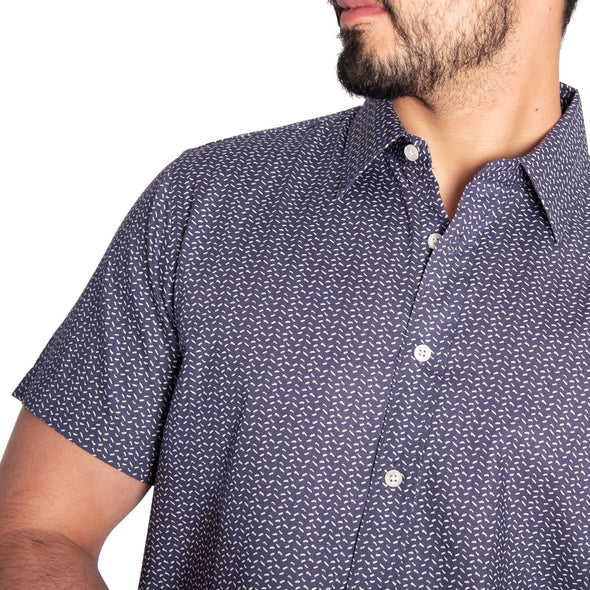 Camisa Montericco Modern Fit