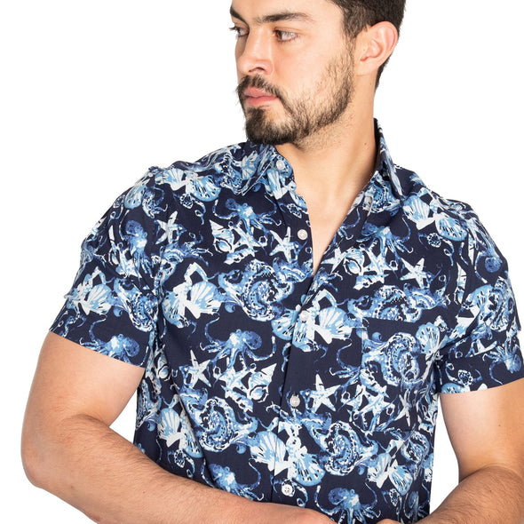 Camisa Bahamas Classic Fit