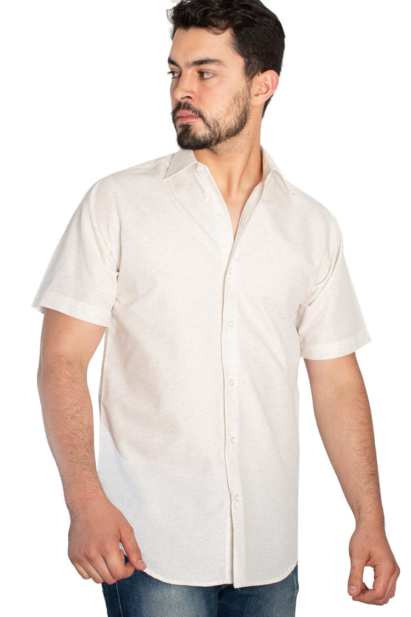 Camisa Zinf Blanca Classic Fit
