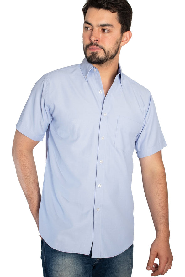 Camisa Boss Cielo Classic Fit