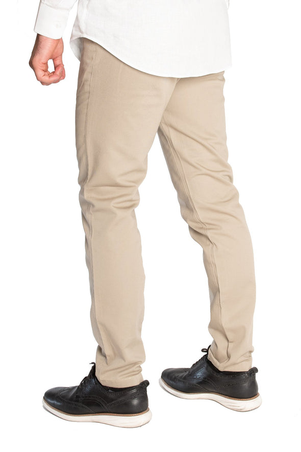 PANT. RELAX CONQ BEIGE