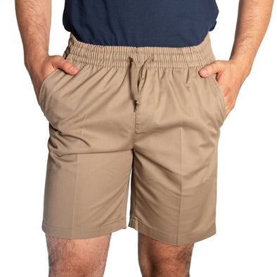 SHORT HARVARD BEIGE