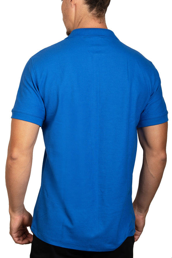 Playera Polo Rey