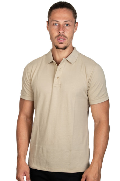 Playera Polo Sahara