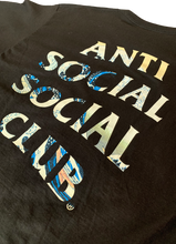 Load image into Gallery viewer, Anti Social Social Club Black Tonkotsu T-Shirt