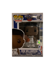 Zion Williamson Funko