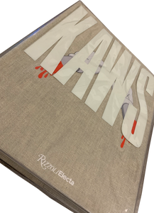 KAWS Hardcover Book