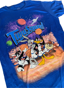 Blue Tune Squad T-Shirt (Kids)