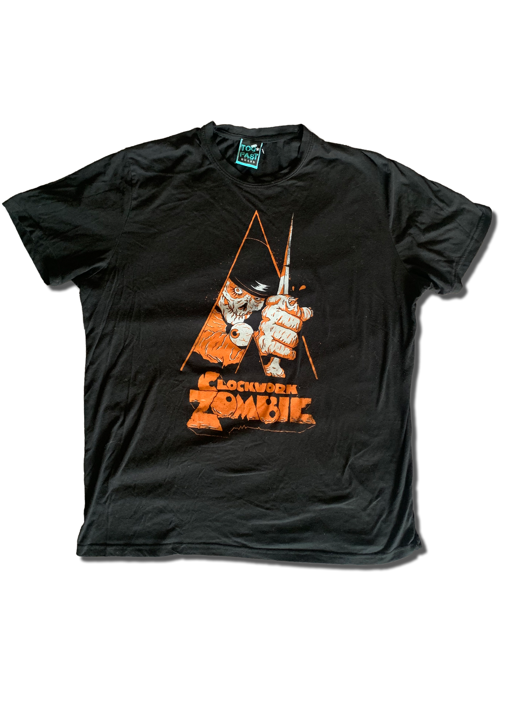 A Clockwork Orange Zombie T-Shirt
