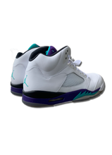 Load image into Gallery viewer, Air Jordan 5 Grape
