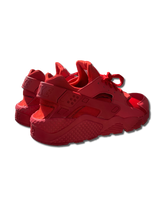 Load image into Gallery viewer, Nike Air Huarache Triple Red