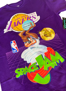 Diamond x Lakers x Space Jam T-Shirt