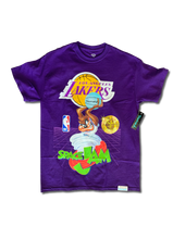 Load image into Gallery viewer, Diamond x Lakers x Space Jam T-Shirt