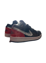 "Load image into Gallery viewer, Jordan 1 Low  ""Brushstroke"""