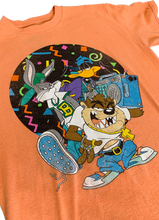 Load image into Gallery viewer, Looney Tunes Funky Vintage Orange T-Shirt