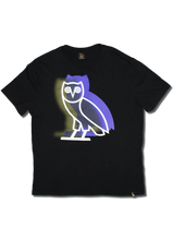 Load image into Gallery viewer, OVO Purple Stencil T-Shirt
